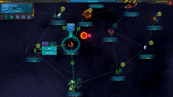 Space Run Galaxy Screenshot 3