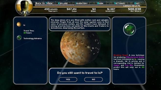Space Trader: Merchant Marine Screenshot 11