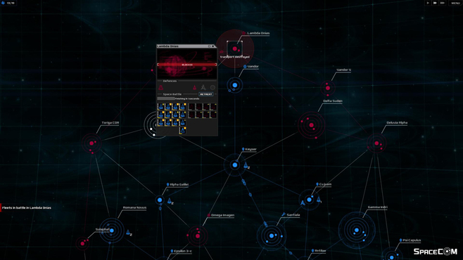 SPACECOM Screenshot 4