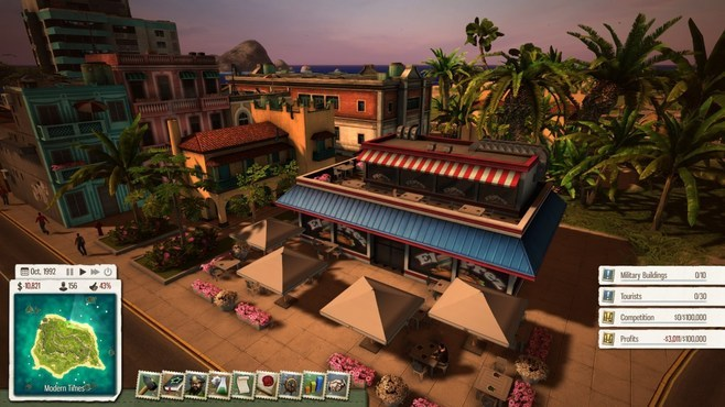 Tropico 5: Joint Venture DLC Screenshot 3