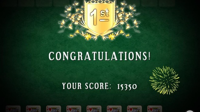 Spider Mania Solitaire Screenshot 1