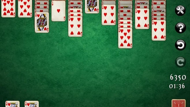 Spider Mania Solitaire Screenshot 3