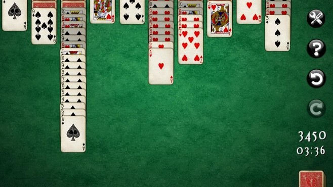 Spider Mania Solitaire Screenshot 4
