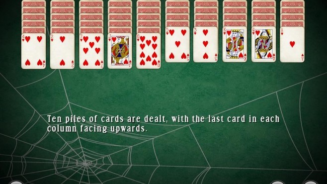 Spider Mania Solitaire Screenshot 8