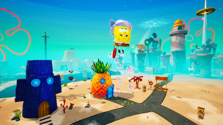 SpongeBob SquarePants: Battle for Bikini Bottom - Rehydrated Screenshot 2
