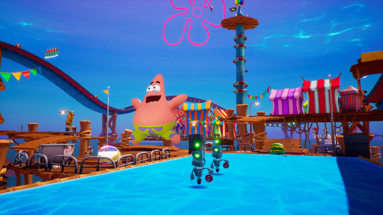 SpongeBob SquarePants: Battle for Bikini Bottom - Rehydrated Screenshot 4