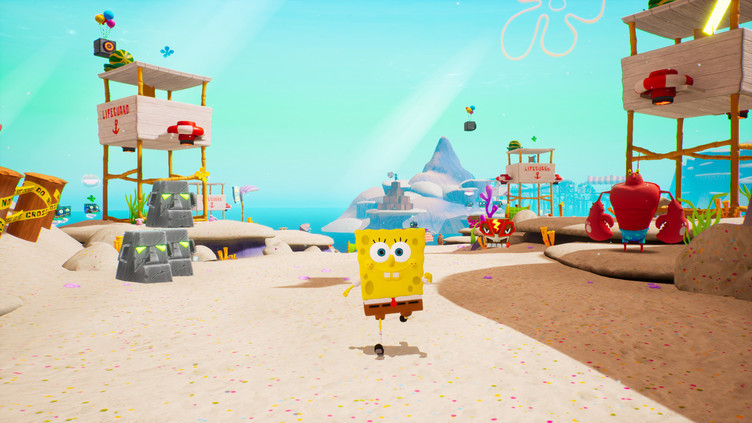 SpongeBob SquarePants: Battle for Bikini Bottom - Rehydrated Screenshot 5