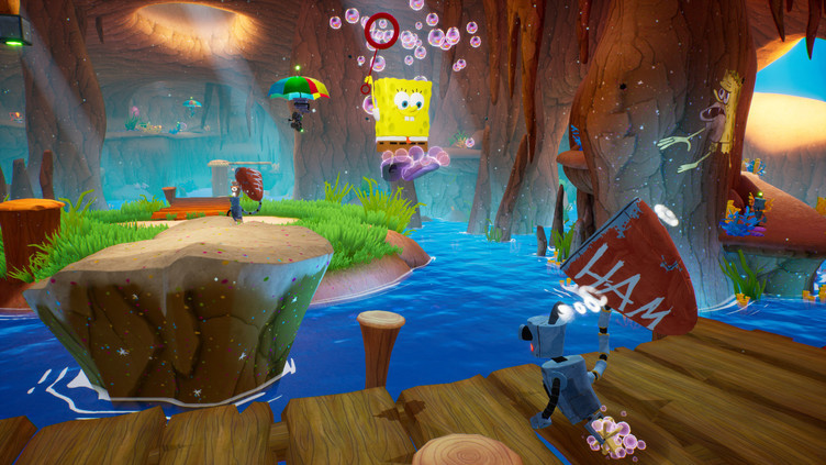 SpongeBob SquarePants: Battle for Bikini Bottom - Rehydrated Screenshot 6