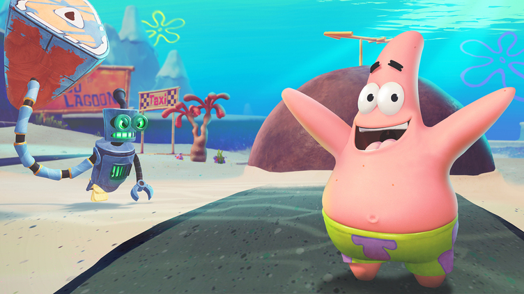 SpongeBob SquarePants: Battle for Bikini Bottom - Rehydrated Screenshot 11