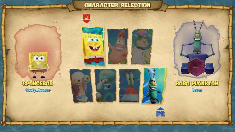 SpongeBob SquarePants: Battle for Bikini Bottom - Rehydrated Screenshot 12