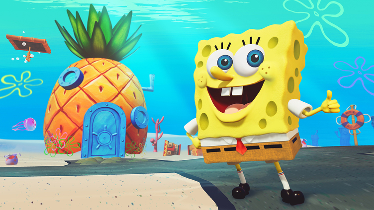 SpongeBob SquarePants: Battle for Bikini Bottom - Rehydrated Screenshot 1