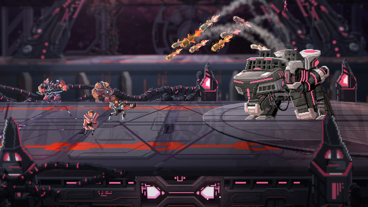 Star Renegades Screenshot 3