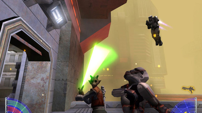 Star Wars Jedi Knight - Jedi Academy Screenshot 3