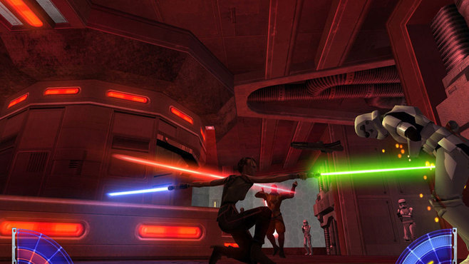 Star Wars Jedi Knight - Jedi Academy Screenshot 4