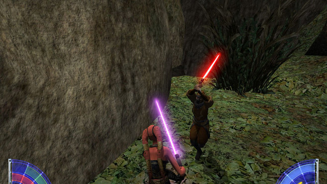 Star Wars Jedi Knight - Jedi Academy Screenshot 6