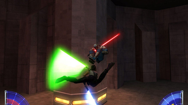 Star Wars Jedi Knight - Jedi Academy Screenshot 7