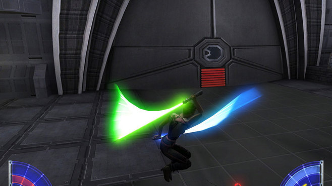 Star Wars Jedi Knight - Jedi Academy Screenshot 8
