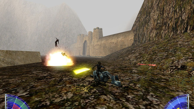 Star Wars Jedi Knight - Jedi Academy Screenshot 9