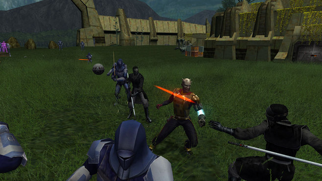Star Wars: Knights of the Old Republic II Screenshot 2