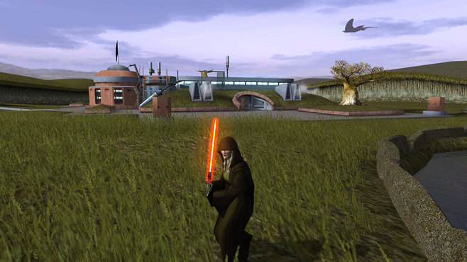 Star Wars: Knights of the Old Republic II Screenshot 3