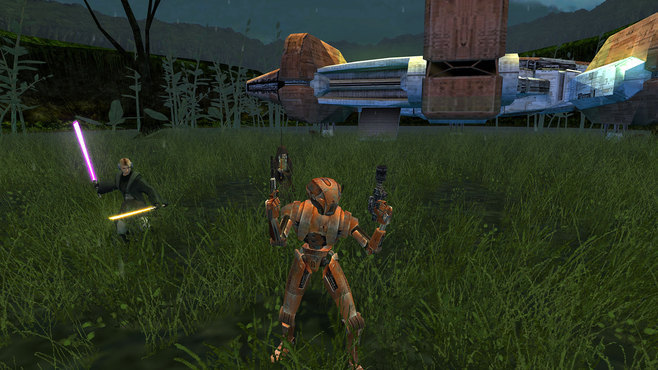 Star Wars: Knights of the Old Republic II Screenshot 5