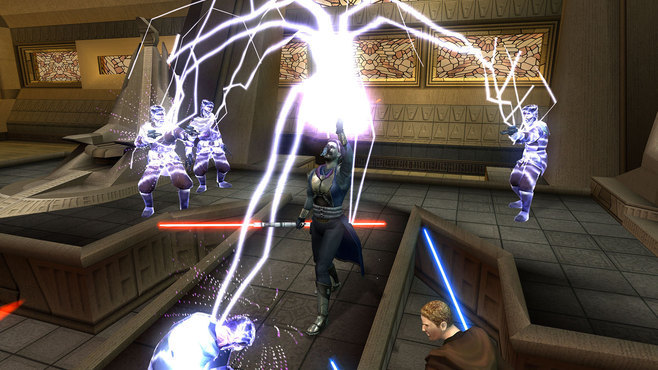 Star Wars: Knights of the Old Republic II Screenshot 6