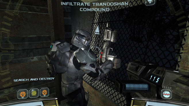 STAR WARS™ Republic Commando™ Screenshot 9