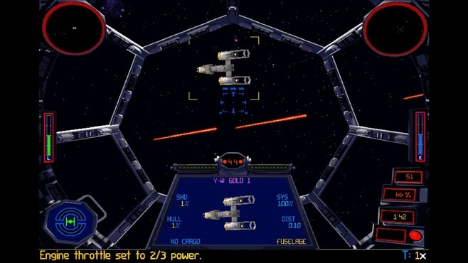 STAR WARS™: TIE Fighter Special Edition Screenshot 5