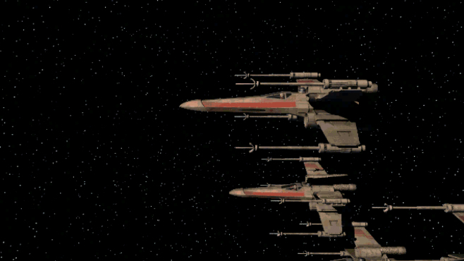 STAR WARS™ X-Wing vs TIE Fighter - Balance of Power Campaigns™ Screenshot 2