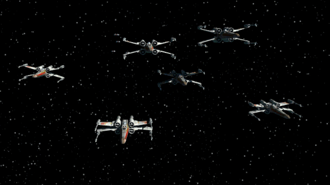 STAR WARS™ X-Wing vs TIE Fighter - Balance of Power Campaigns™ Screenshot 4