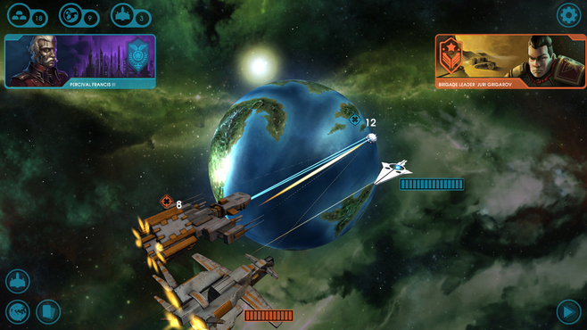 Starion Tactics Screenshot 5