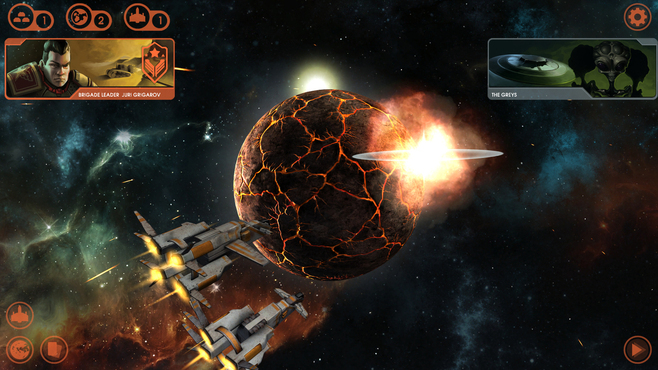 Starion Tactics Screenshot 8