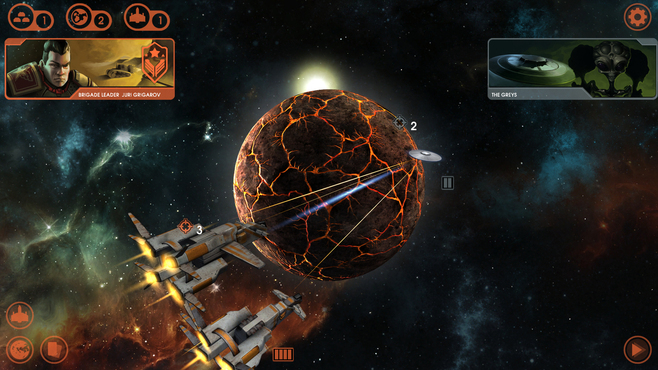 Starion Tactics Screenshot 11