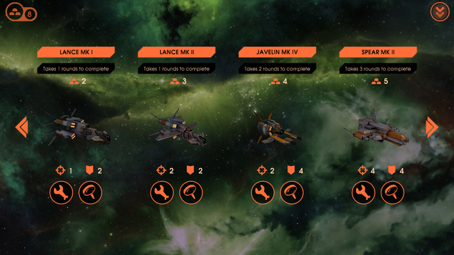 Starion Tactics Screenshot 14