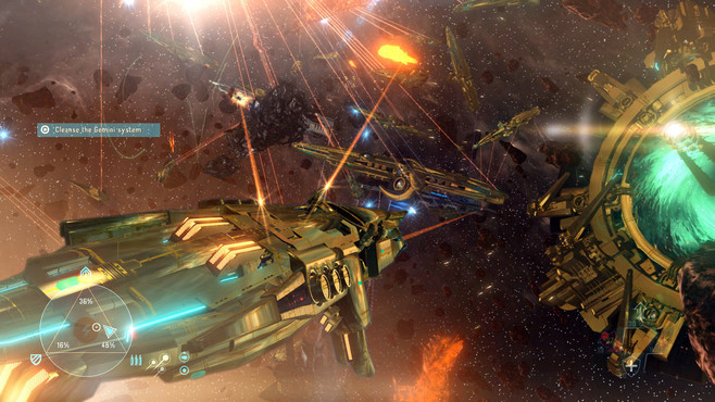 Starpoint Gemini Warlords: Cycle of Warfare Screenshot 1