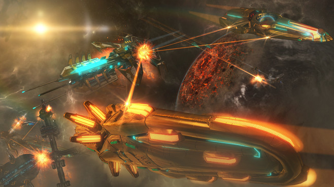 Starpoint Gemini Warlords: Cycle of Warfare Screenshot 5