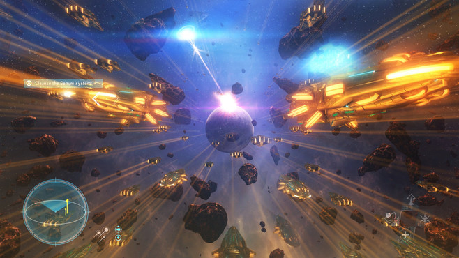 Starpoint Gemini Warlords: Cycle of Warfare Screenshot 6