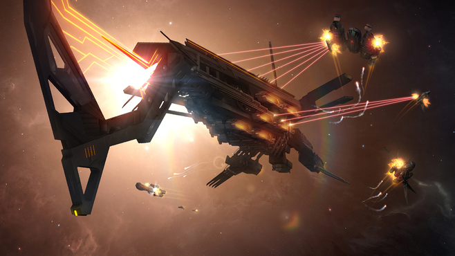 Starpoint Gemini Warlords: Deadly Dozen Screenshot 2