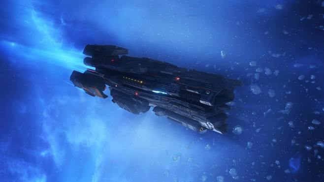 Starpoint Gemini Warlords: Endpoint Screenshot 1
