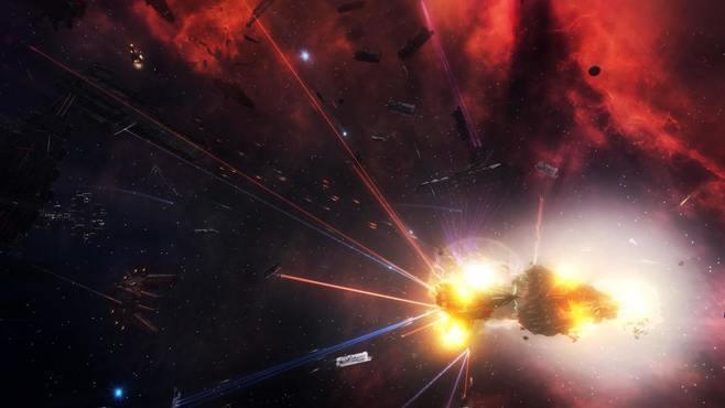 Starpoint Gemini Warlords: Endpoint Screenshot 3