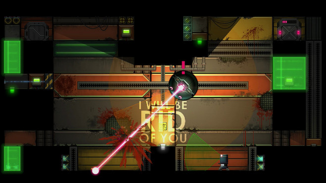 Stealth Inc 2: A Game of Clones Screenshot 1
