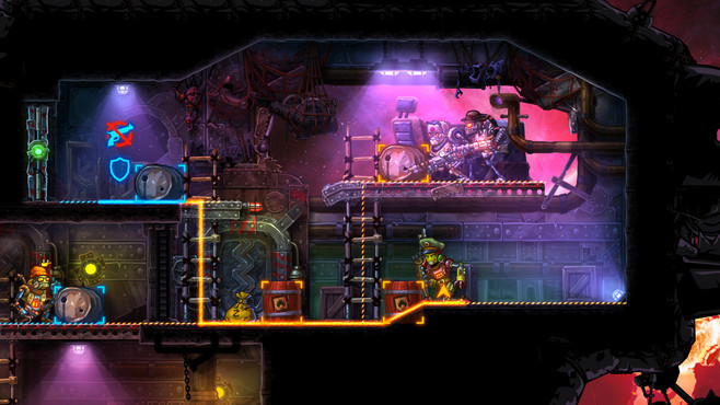 SteamWorld Heist Screenshot 4