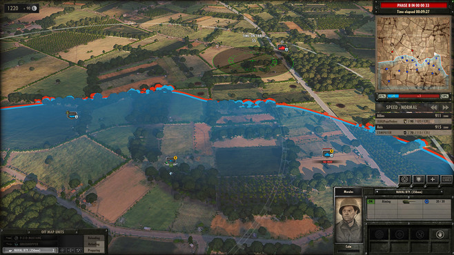 Steel Division: Normandy 44 Deluxe Edition Screenshot 1