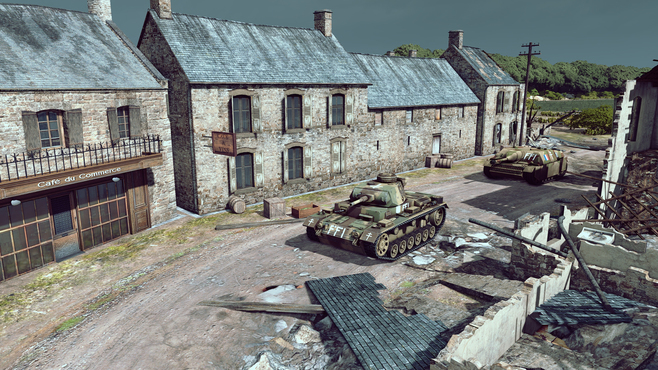 Steel Division: Normandy 44 - Back to Hell Screenshot 2