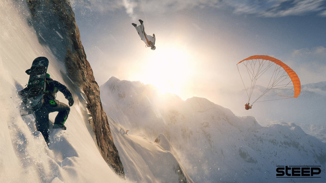 Steep - Winter Games Edition Screenshot 1