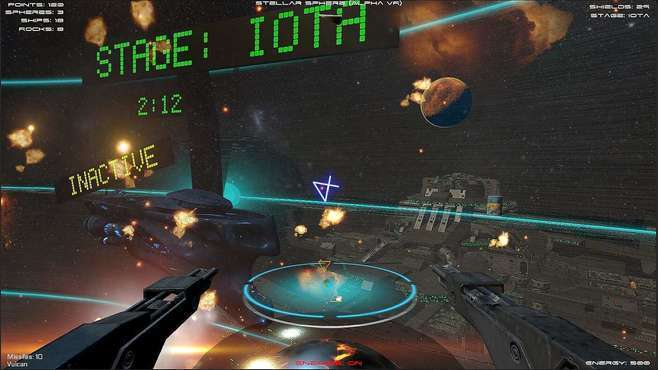 Stellar Sphere Screenshot 7