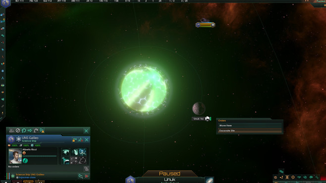 Stellaris: Ancient Relics Story Pack Screenshot 3