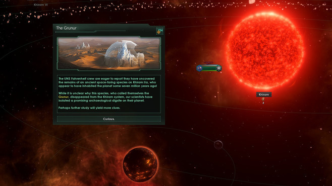 Stellaris: Ancient Relics Story Pack Screenshot 5