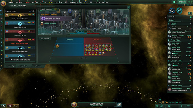 Stellaris: Federations Screenshot 7