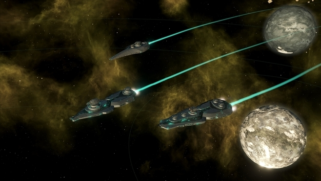 Stellaris: Humanoids Species Pack Screenshot 1